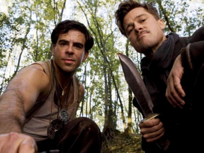 "Tarantino, Pitt's ""Basterds"" Earns Glorious $37.6M"