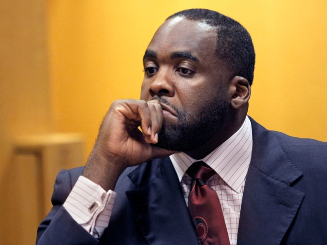 Kwame Kilpatrick Violated Probation, Judge Says