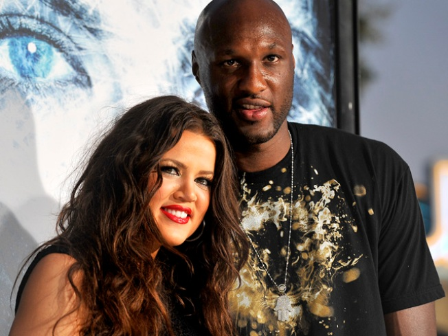 Khloe & Lamar Get Married After Whirlwind Romance