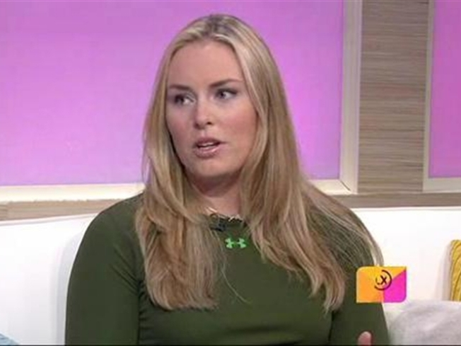 Lindsey Vonn Reveals Serious Injury to Shin