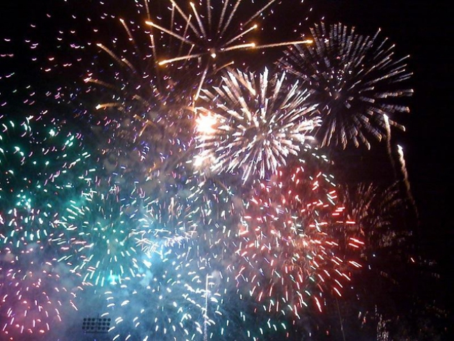 Thousands of Fourth of July Fireworks Stolen