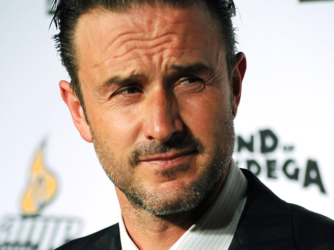 David Arquette: I Drank My First Beer at Age 4