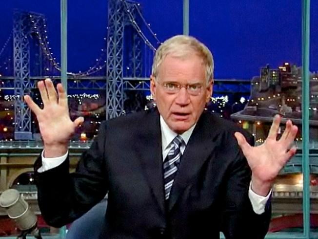 Letterman Says Sex Scandal Left Him Depressed