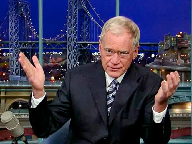 """Law & Order"" Takes Inspiration From Letterman Scandal"