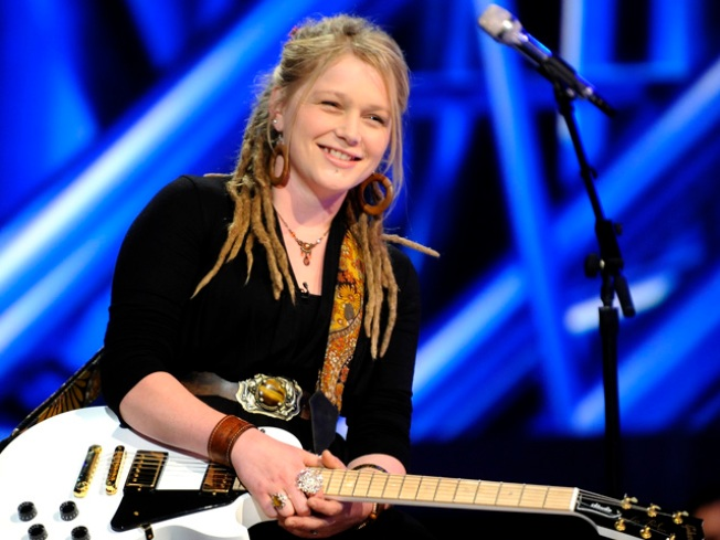 Crystal Bowersox Has New Album on the Way