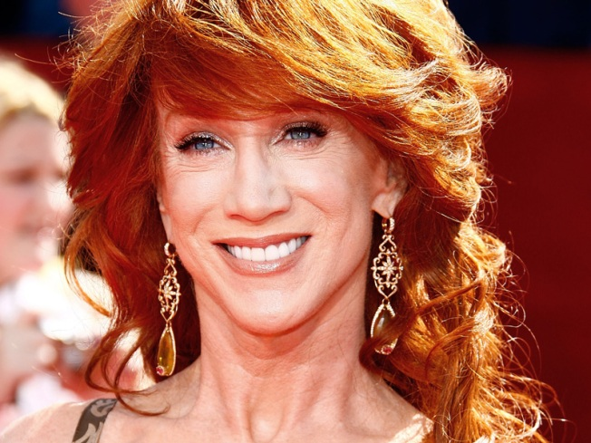 Kathy Griffin Brings Her Brand of Comedy To The Holiday Season