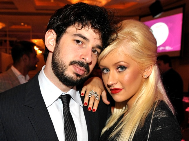 "Christina Aguilera on Divorce: ""A Lot of Tears and Sadness"""