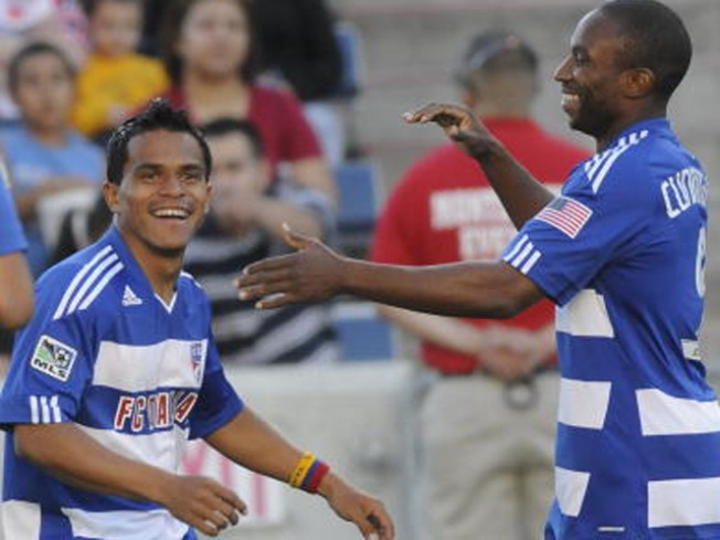 FC Dallas, Chicago Fire Battle to 1-1 Draw