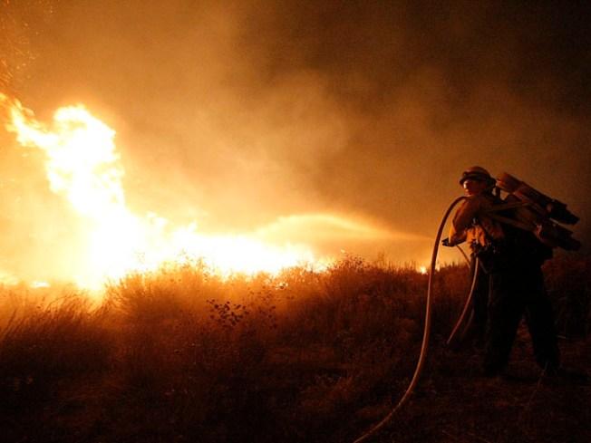 Denton, Parker Counties Enact  Burn Bans