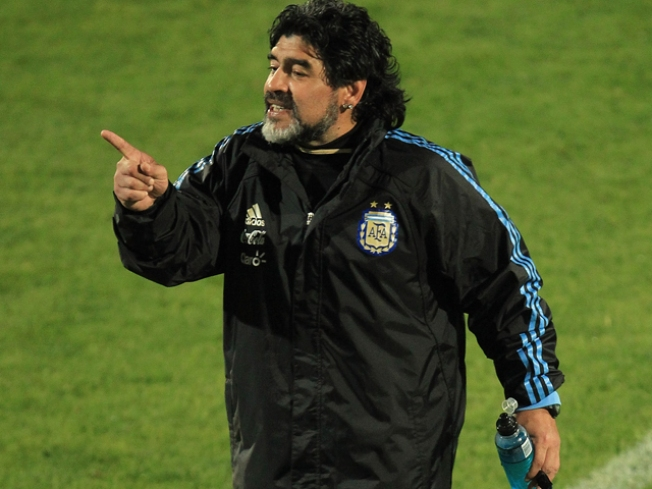 2010 FIFA Preview: Argentina
