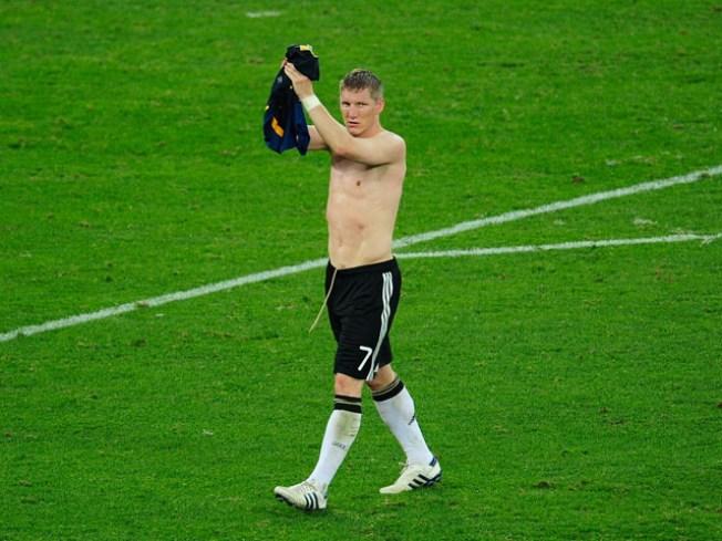 Germany Talks Smack, Kinda, About Argentina