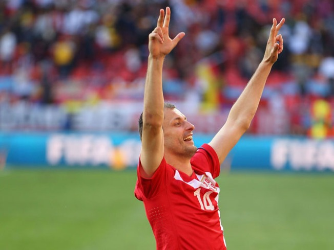 Germany Upset by Serbia in World Cup