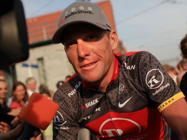 Armstrong Says 'My Tour is Finished' After Crash