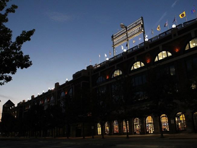 A's Blank Rangers at the Ballpark in Arlington