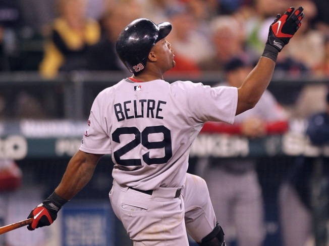 Beltre, Texas Agree to $96M, 6-Yr Deal