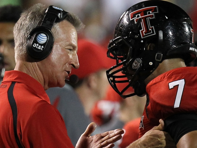 TTU Needs Win to be Bowl Eligible