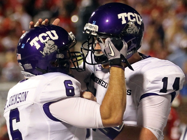 TCU Keeps Winning; Holds at No. 4 Ranking