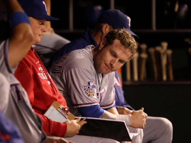 Josh Hamilton Isn't the Only One Under the Weather