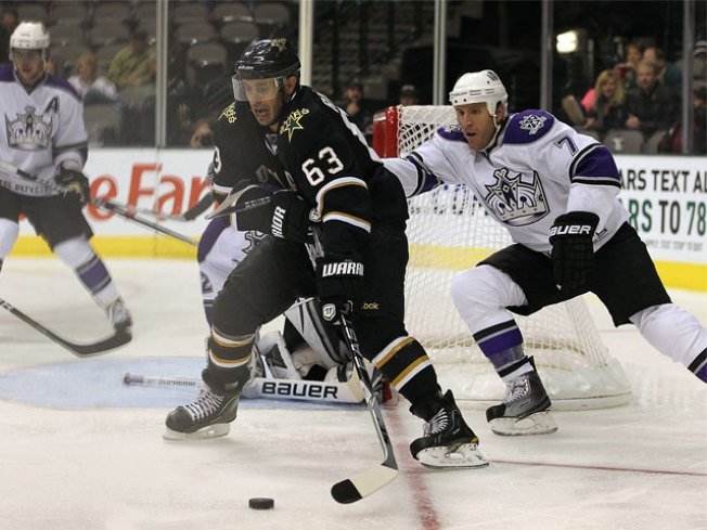Stars Fall to Kings 5-2