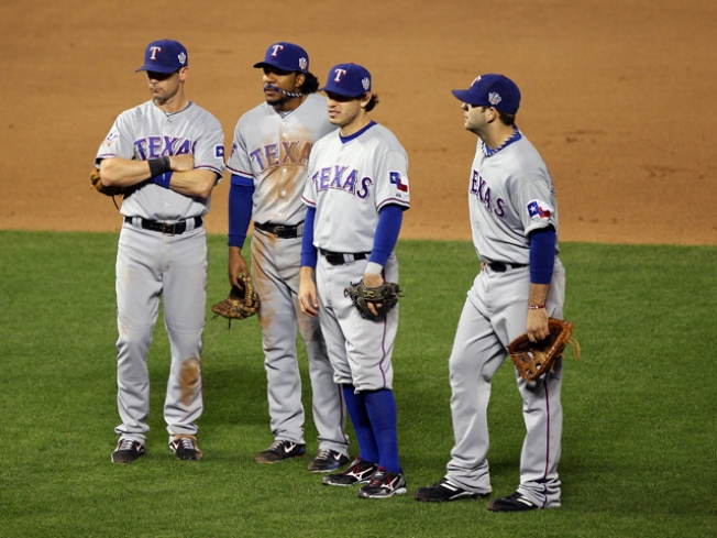 Young Says Rangers Ready to Roll for Game 3