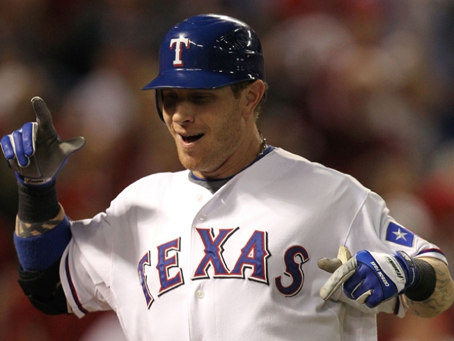 Rangers Slugger Hamilton Discharged From Hospital