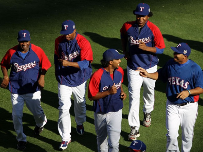 AL Champs Rangers to Play Game in Myrtle Beach