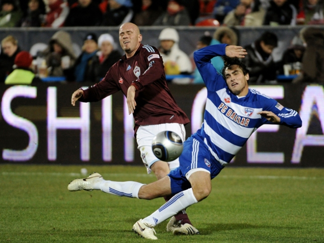 Own Goal Loses MLS Cup for FC Dallas
