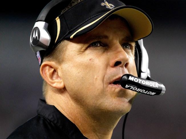 NFL Suspends Saints Head Coach Sean Payton for 2012 Season