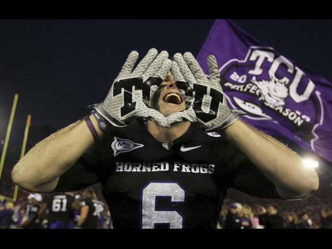 TCU Trustees Take Next Step on B12 Invite