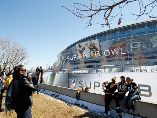 Super Bowl to Get Hit With Bad Weather, Round 3