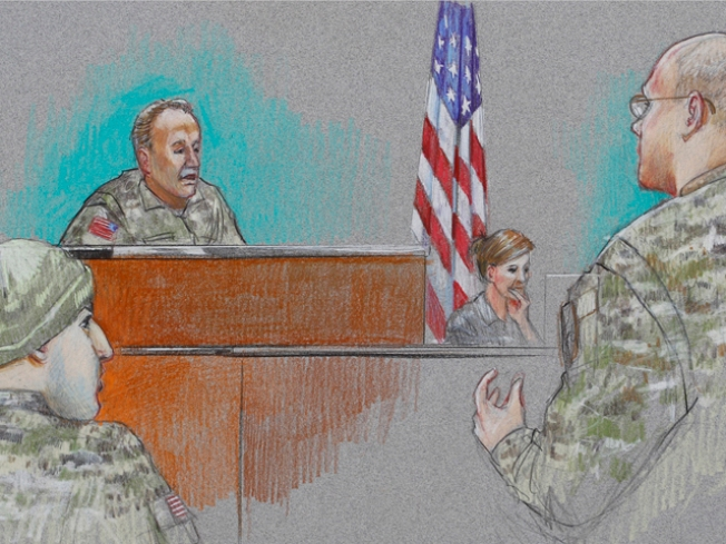Testimony Resumes in Fort Hood Suspect's Hearing