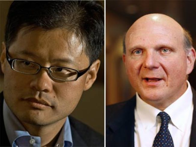 Yang Now More Receptive to Microsoft Buy of Yahoo!