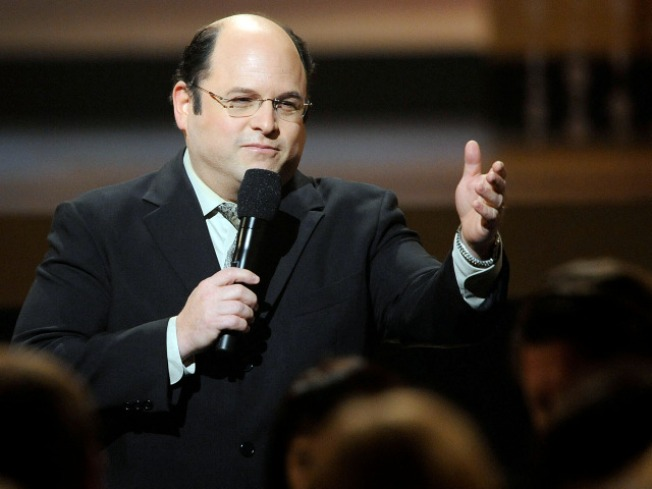 Jason Alexander Hits Cyclist with Car