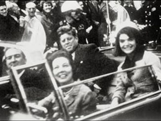 New Video of JFK in Dallas Surfaces