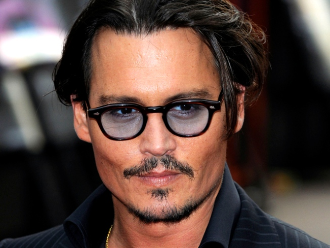 Johnny Depp Gets Statue in Serbia