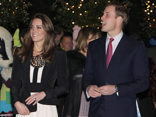 Official Wedding Memorabilia OK'd By Prince William and Kate