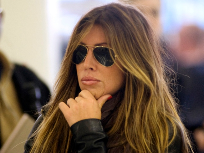 Rachel Uchitel 'Will Not Be Appearing In Playboy'
