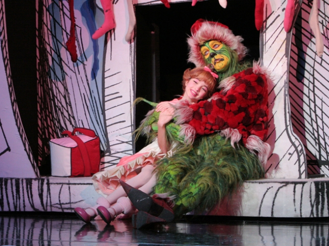 12/7: Grinch, Pass the Mic and Party Crashers