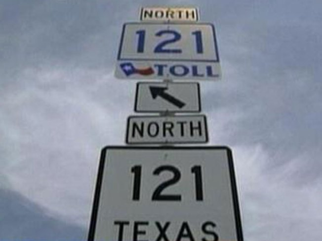 Grrr... Another N. Texas Roadway Gets A Name