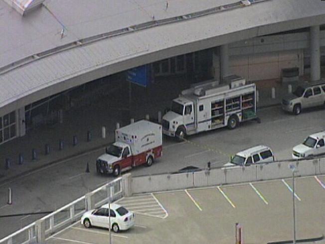 Suspicious Package Removed From DFW Terminal D