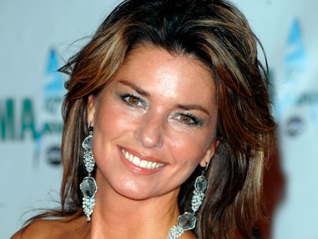 Shania Twain's Stalker Arrested