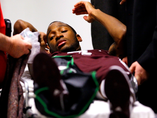 Aggies Lose Roland in Horrific Injury