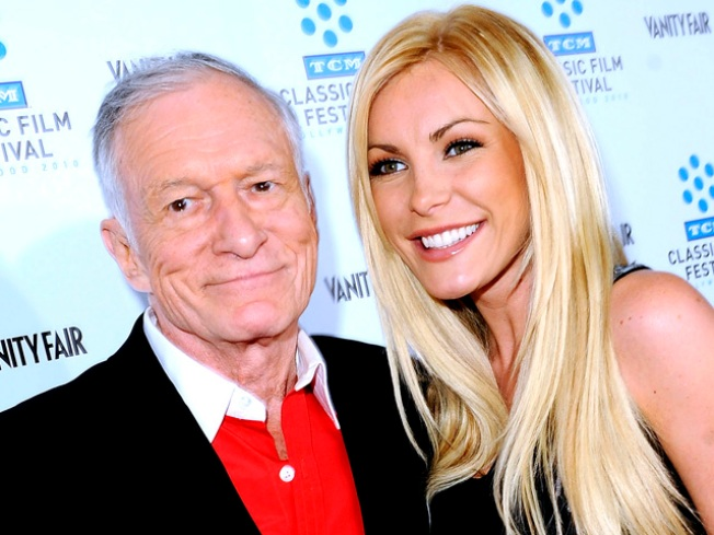 Hugh Hefner: Playboy Mansion No Dump