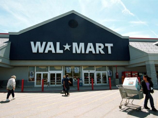 Police Blotter: Wal-Mart 'Peeping Tom'