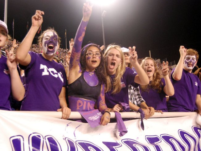 Frogs, Broncos Ready to Meet in BCS Bowl
