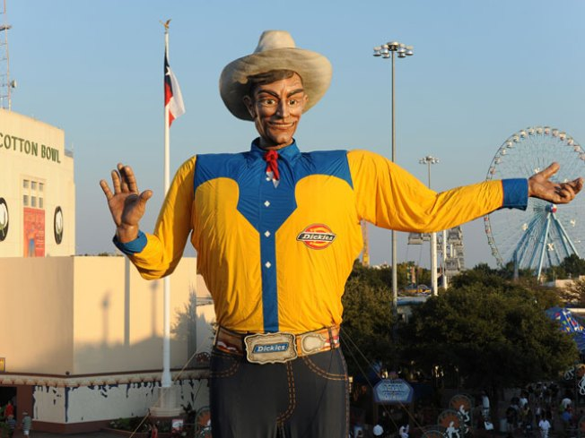 9/24: Big Tex is Back in Town