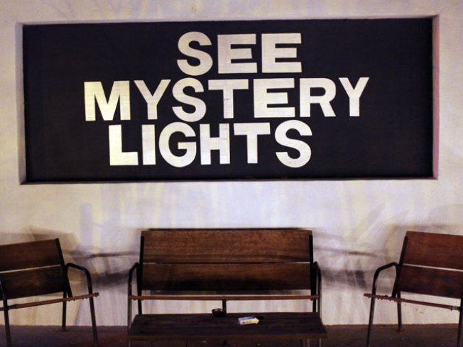 Worth the Drive: Marfa and Those Mysterious Lights