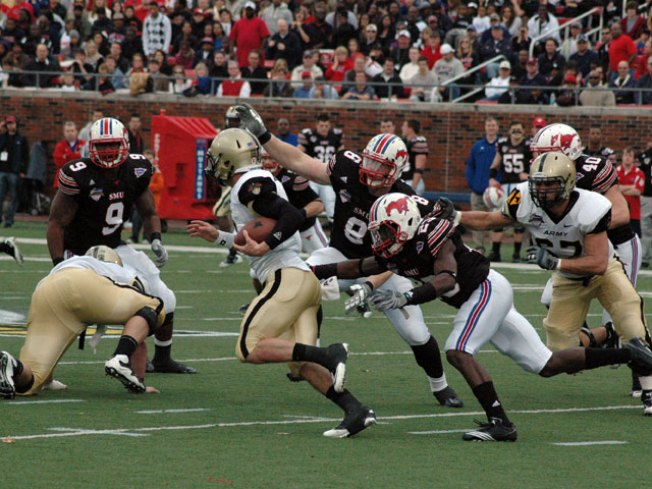 Armed Forces Bowl to Play at SMU in 2011