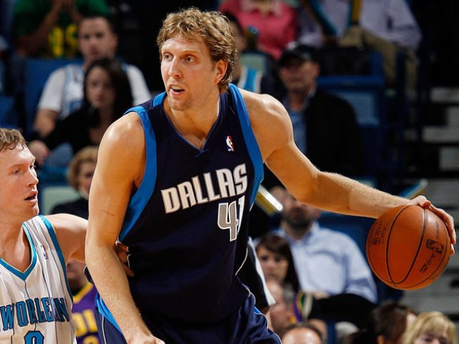 Ball in Dirk's Court, Answer Saturday?