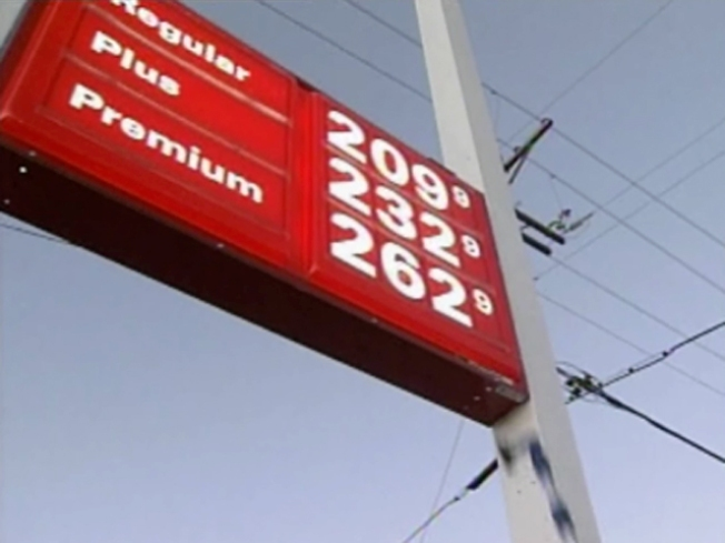 Texas Gasoline Prices Drop 18 Cents